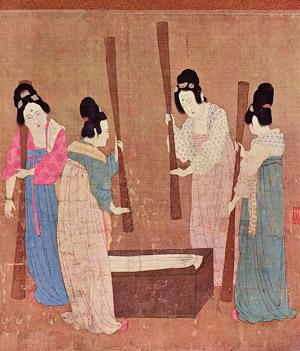 изобретение шелка шелк картинки история создания возникновения шелка в китае