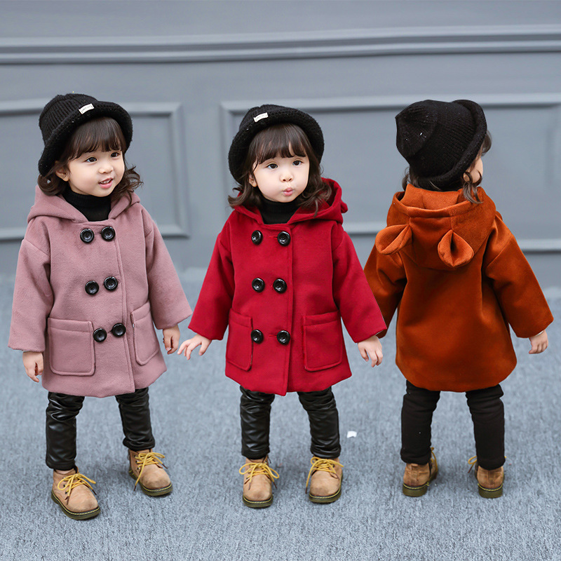 Детская теплая курточка с ушками с капюшоном для малыша капюшоном для малыша Детские вещи для малышей и взрослых, все можно найти на нашем сайте. sevtao.ru заходите, выбирайте, заказывайте. Таобао в Севастополе без посредников.