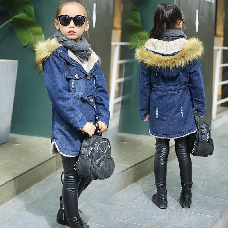 Теплая детская джинсовая куртка с подкладкой куртка парка Детские вещи для малышей и взрослых, все можно найти на нашем сайте. sevtao.ru заходите, выбирайте, заказывайте. Таобао в Севастополе без посредников.