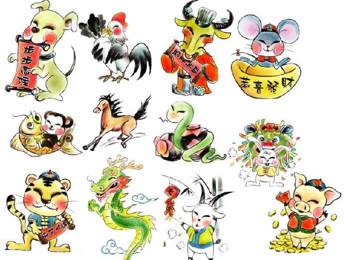 Новый год в китае Традиции празднования нового года в китае китайский новый год Знаки зодиака животные знаки знаки зодиака картинки sevtao.ruыумефщ