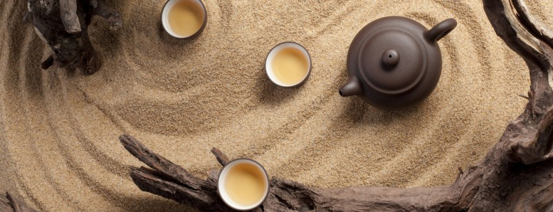 Китайский чай, история...