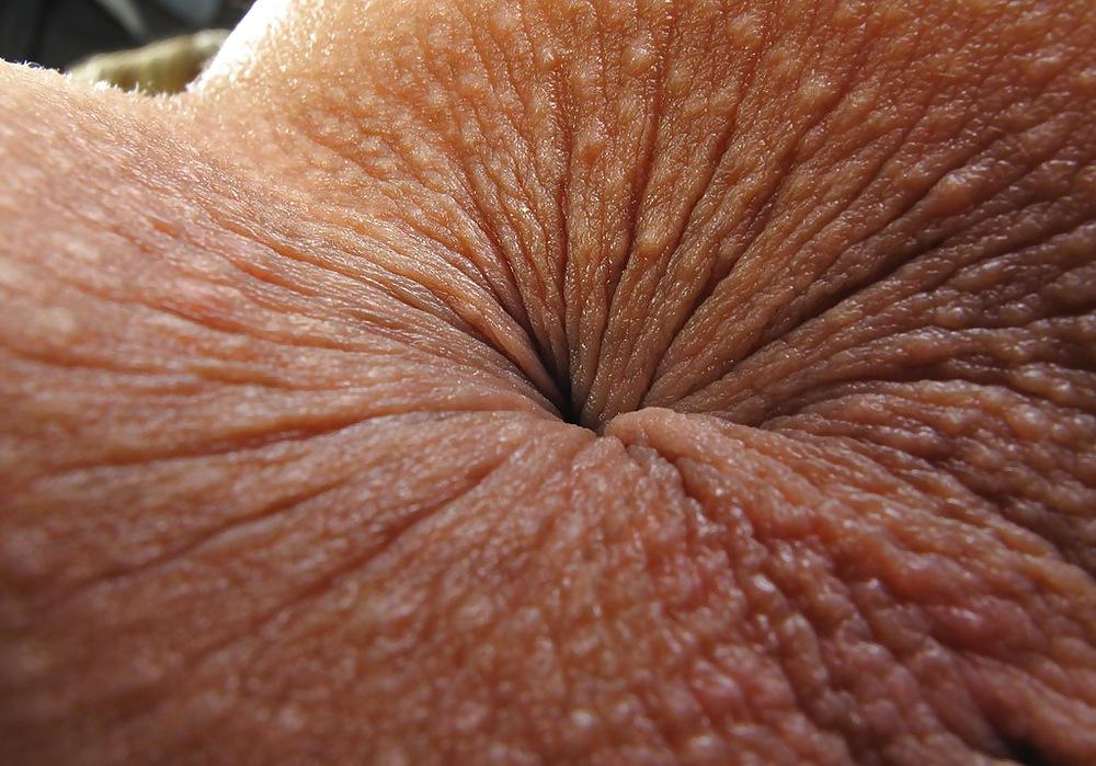 Фото больших женских дыр крупным планом