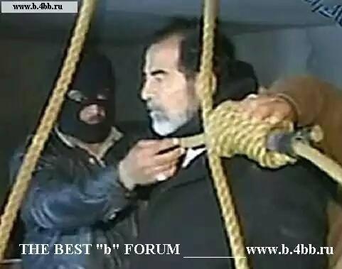 30 декабря 2006 года казнен Саддам Хусейн