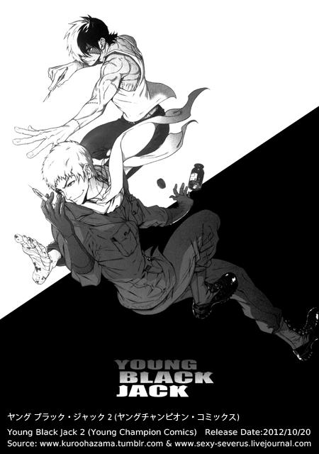 Young black jack scans