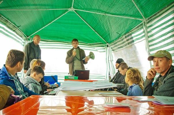Новолетие в Пречистом бору. Презентация проекта
