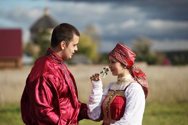 Новолетие в Пречистом бору. Любовь.