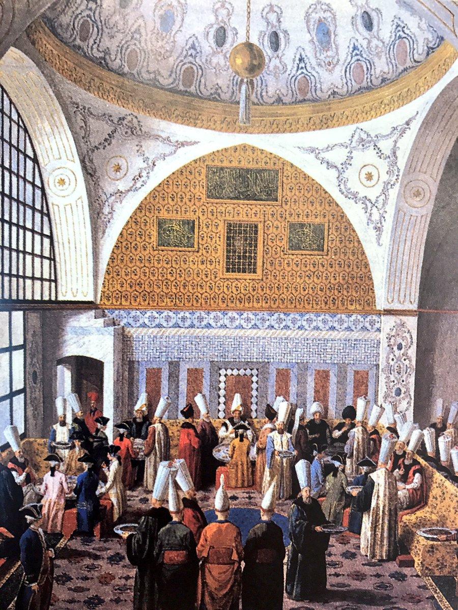 Диван в в Османской империи