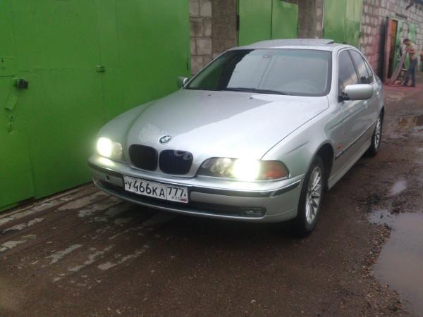 BMW e39 V8