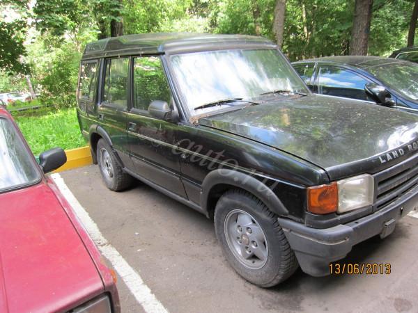 Land Rover Disco V8