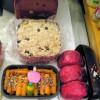 Bento and onigiri box for #3