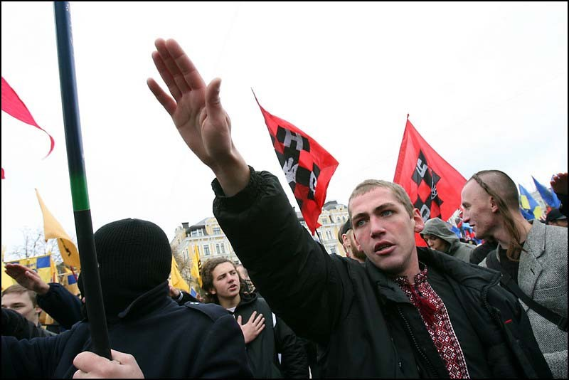 порно орлайн укранских нацистов