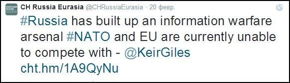 Russia vs NATO&EU