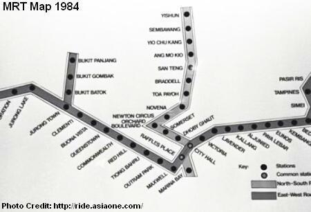 Одна из первых схем МРТ, 1984 год