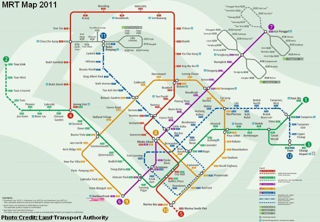 Схема MRT в 2011-м году