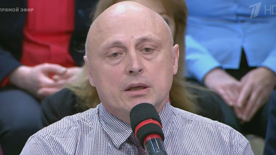 Юрий Антипов.