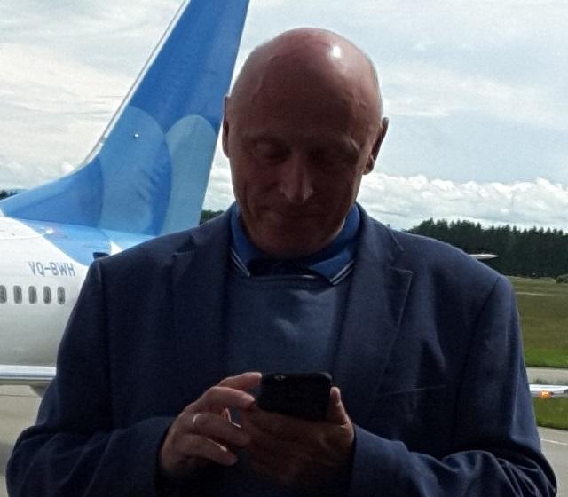 Юрий Антипов. Фото из личного архива.