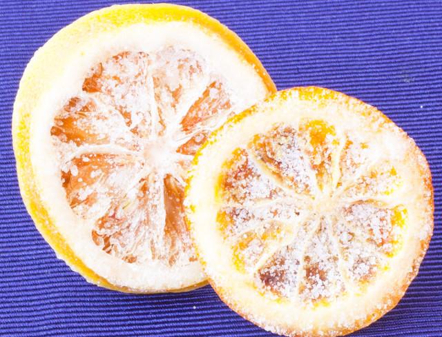 Как сделать из лимона цукат 469
