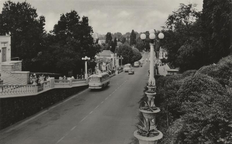 Сочи 1963/64 года