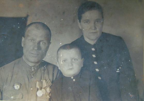 Шабановы НС, АН и АН