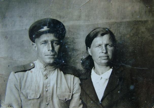 1945 3 июля Холодова ФС и Иван