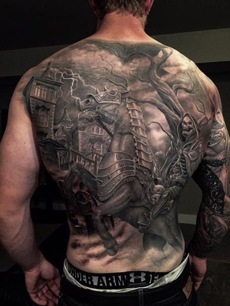 Через татуировку демон получает себе человека: случаи влияния тату на характер и жизнь людей