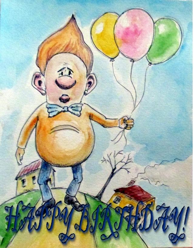 HappyBirthDay 4