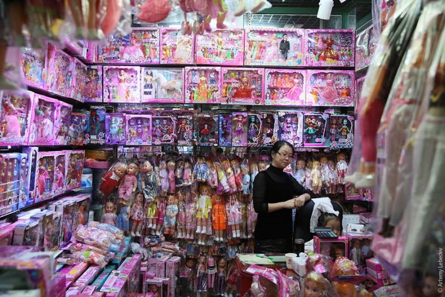 Китайці люблять купувати речі