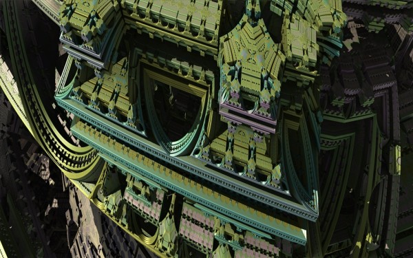 The Castle's Balcony
