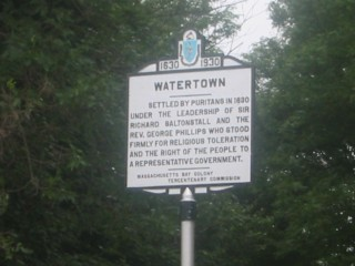 Welcome to Watertown!