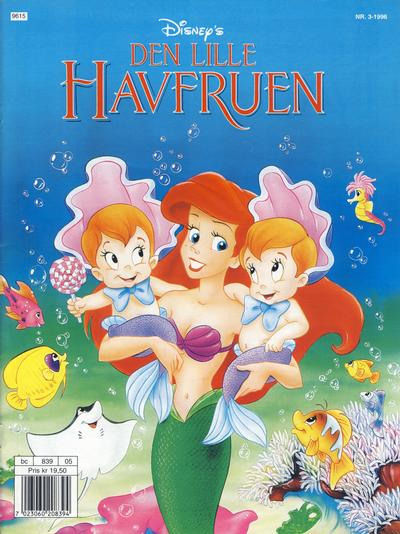 Den Lille Havfrune #3/1996