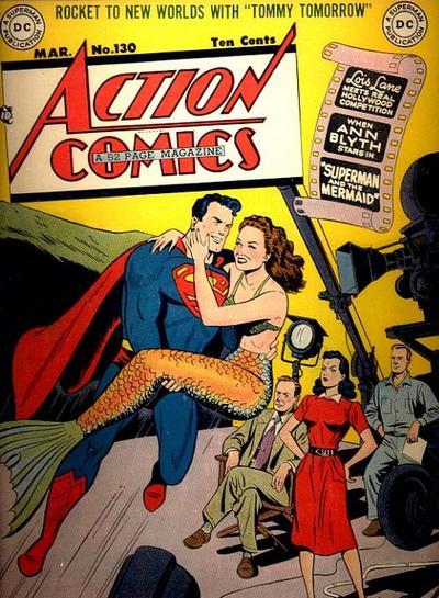 Action Comics #130