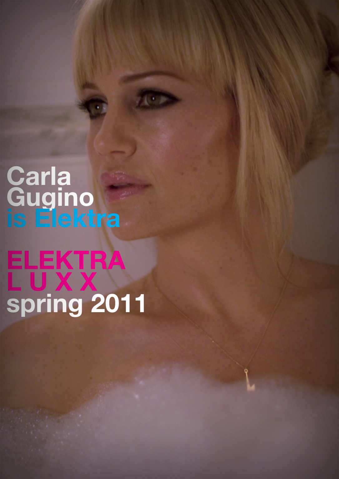 Carla Gugino in Electra Luxx