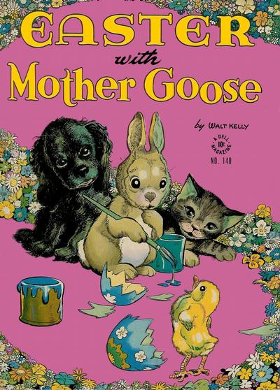 Four Color #140 (Easter with Mother Goose)