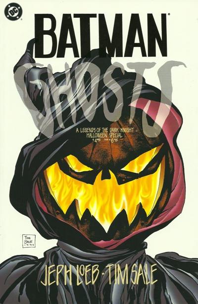Batman: Ghosts - A Legends of the Dark Knight Halloween Special
