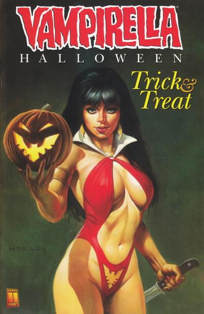 Vampirella: Halloween Trick & Treat