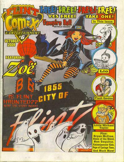 Flint Comix & Entertainment #6