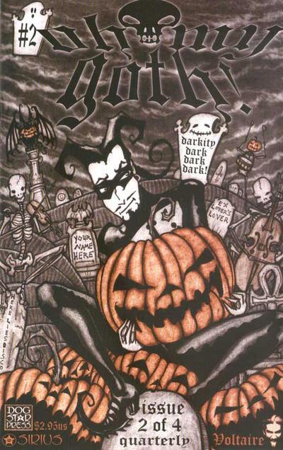 Oh My Goth! #2