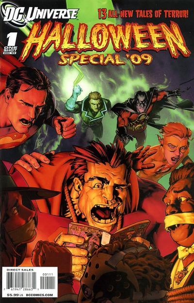 DCU Halloween Special '09