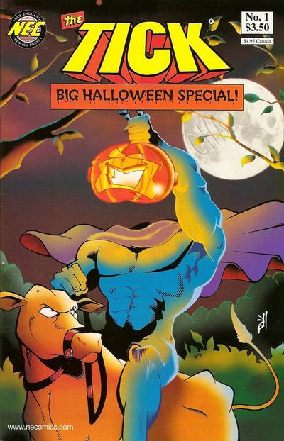 The Tick's Big Halloween Special #1