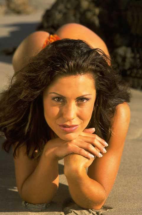 Danica torres nude beach