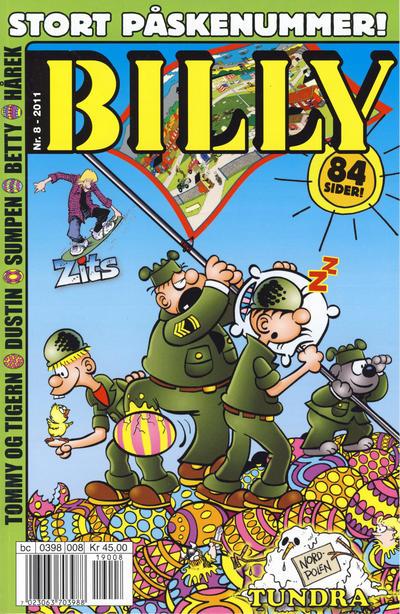 Billy #8/2011