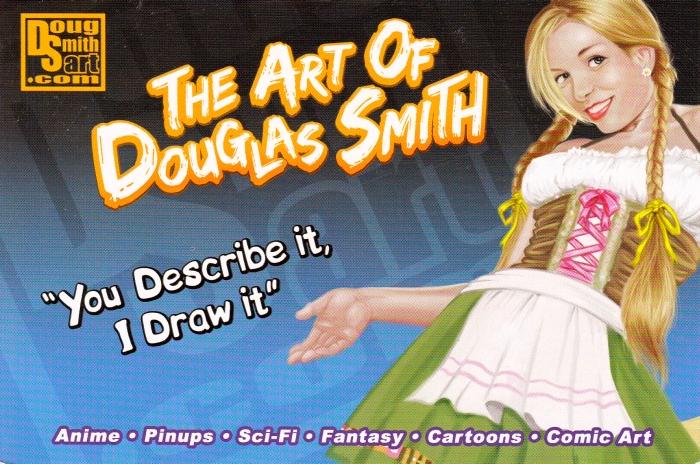 The Art of Douglas Smith