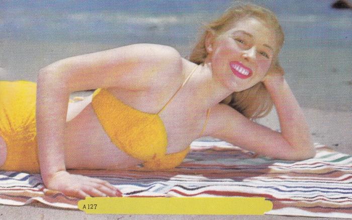 A127 postcard