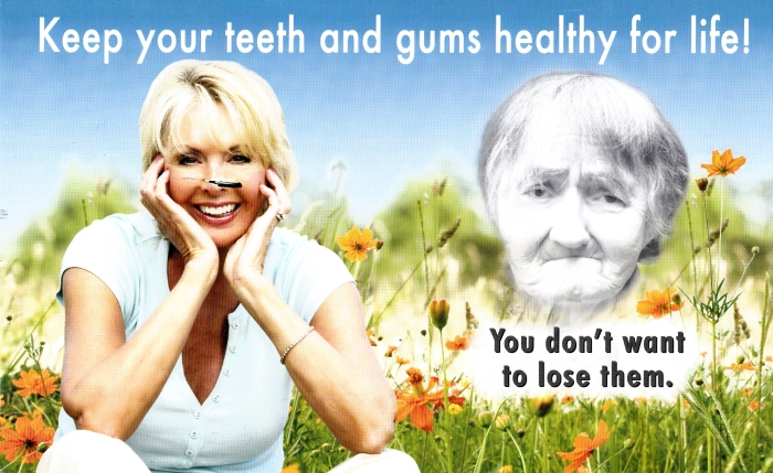 Keep your teeth and gums healthy for life!