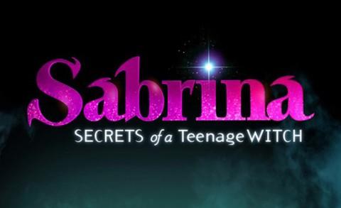 Sabrina: Secrets of a Teenage Witch logo