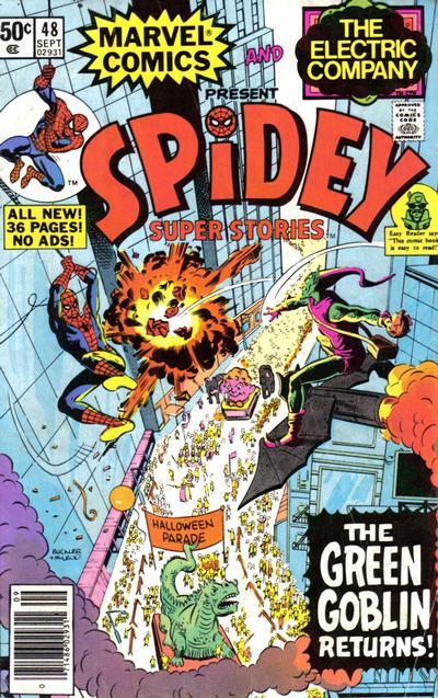Spidey Super Stories #48