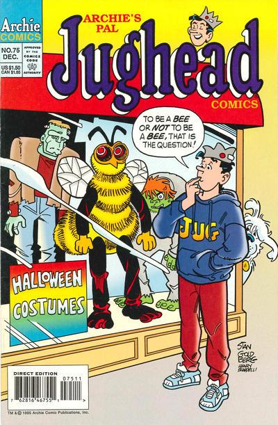 Archie's Pal Jughead Comics #75