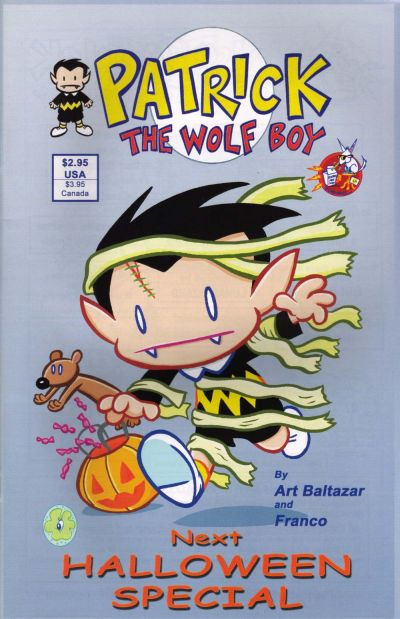 Patrick The Wolf Boy: Next Halloween Special 2001