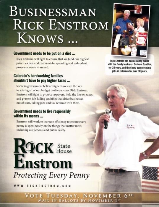 Rick Enstrom