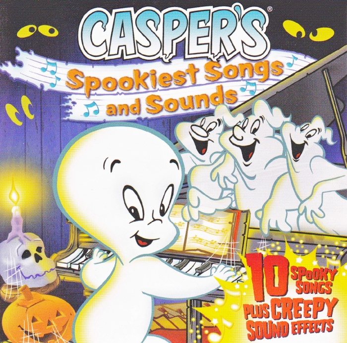 Casper's Spookiest Songs & Stories